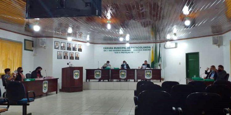 Debates acalorados marcam sexta sessão ordinária em Epitaciolândia